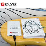 SKROSS Reload 4 Power Bank - 4000 mAh | Executive Corporate Gifts Singapore