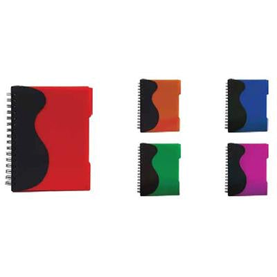 Plastic Cover Notebook | Executive Corporate Gifts Singapore