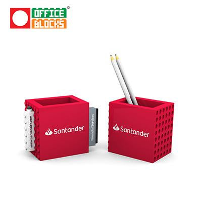 Office Blocks 3 in 1 Pen Mobile Set | Executive Corporate Gifts Singapore