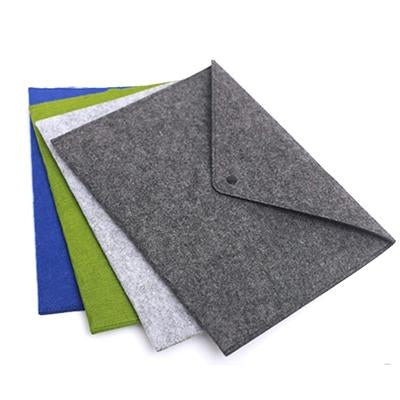 A4 Wool Felt Document File | Executive Corporate Gifts Singapore