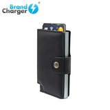 BrandCharger Wally Porto RFID Leather Credit Card Holder | Executive Corporate Gifts Singapore