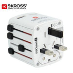 SKROSS Travel Adaptor World USB Charger | Executive Corporate Gifts Singapore