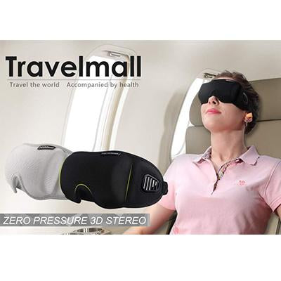 TravelMall 3D Breathable Eye Mask | Executive Door Gifts