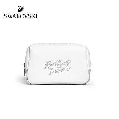Swarovski Brilliant Traveler Make-Up Accessories Pouch | Executive Corporate Gifts Singapore