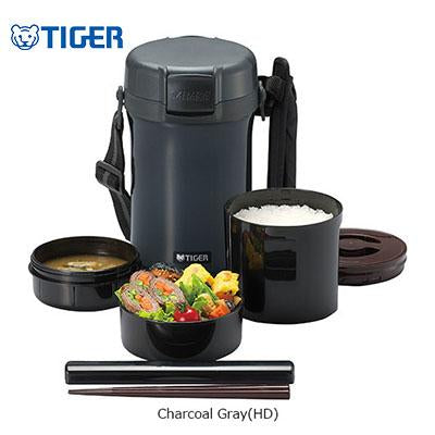Tiger Lunch Box with Strap LWU-A