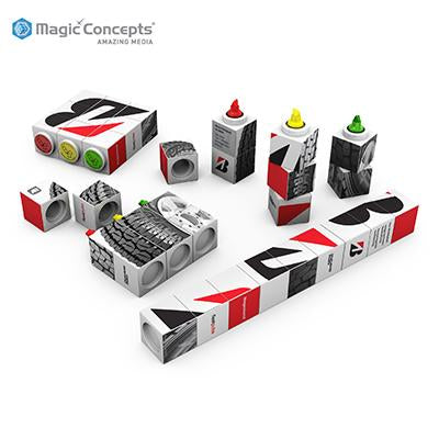 Magic Concepts Magic Sliding Highlighter | Executive Corporate Gifts Singapore