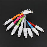 4 in 1 Magnetic Keychain USB Charging Cable | Executive Corporate Gifts Singapore