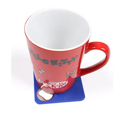 Coaster with Bottle Opener | Executive Door Gifts