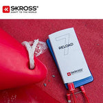 SKROSS Reload 7 Power Bank - 7000 mAh | Executive Corporate Gifts Singapore
