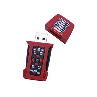 2D Custom USB Flash Drive | Executive Corporate Gifts Singapore