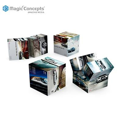 Magic Concepts Magic Cube Calendar | Executive Corporate Gifts Singapore
