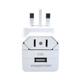 Travel Adaptor with USB Hub | Executive Corporate Gifts Singapore