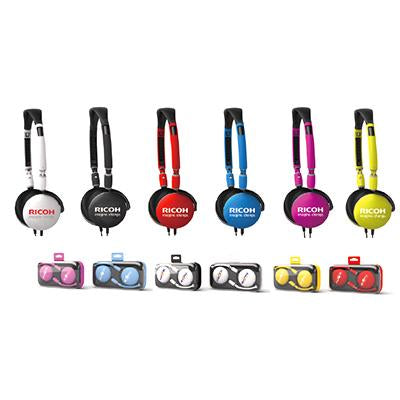 Foldable Headphone | Executive Corporate Gifts Singapore