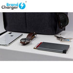 BrandCharger Wally RFID Credit Card Holder | Executive Door Gifts