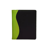 A5 Wave Folder with Wire-O Notebook | Executive Corporate Gifts Singapore