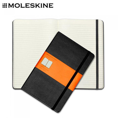 MOLESKINE A6 Hardcover Classic Notebook | Executive Corporate Gifts Singapore