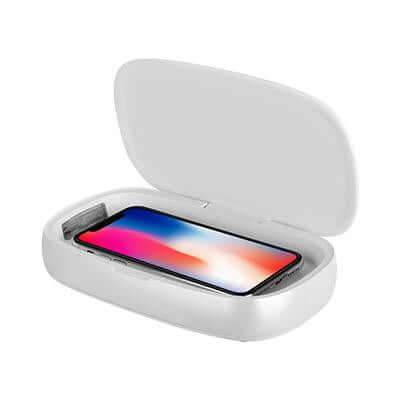 Momax UV Sanitizing Box with Wireless Charging | Executive Door Gifts