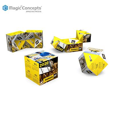 Magic Concepts Magic Diamond Calendar | Executive Corporate Gifts Singapore