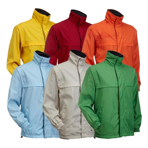 Stylish Reversible Windbreaker