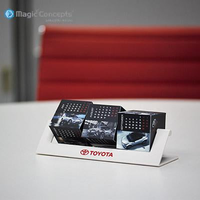 Magic Concepts Magic Suspension Calendar | Executive Corporate Gifts Singapore