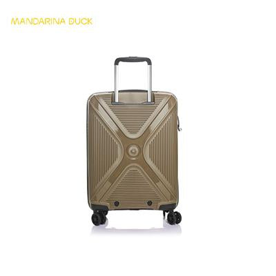 Mandarina Duck Smart 20'' Interlacing Luggage Bag | Executive Door Gifts