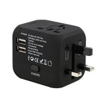 4 plugs Universal Travel Adaptor | Executive Corporate Gifts Singapore