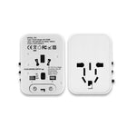 4 in 1 Universal Travel Adaptor | Executive Corporate Gifts Singapore