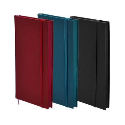 A6 Hard Cover Notebook - abrandz
