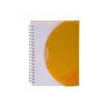 Pocket Size Plastic Cover Notebook | Executive Door Gifts