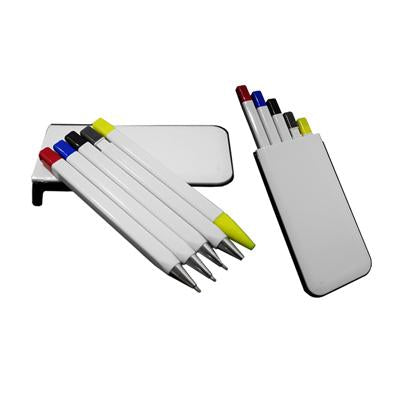 5 in 1 Stationery Set | Executive Corporate Gifts Singapore