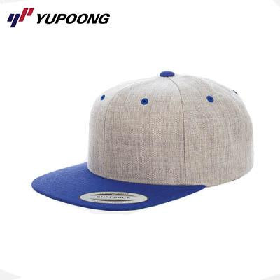 Yupoong 6089MT Premium Classic Snapback 2-tone | Executive Door Gifts