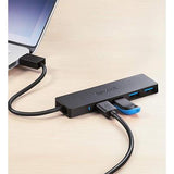 Anker 4-Port USB 3.0 Ultra Slim Data Hub - abrandz