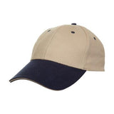 6 Panel Cotton Brushed Cap | Executive Corporate Gifts Singapore