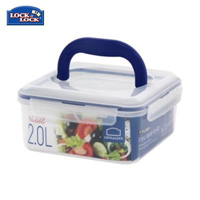 Lock & Lock Nestable Food Container with Handle 2.0L | Executive Corporate Gifts Singapore