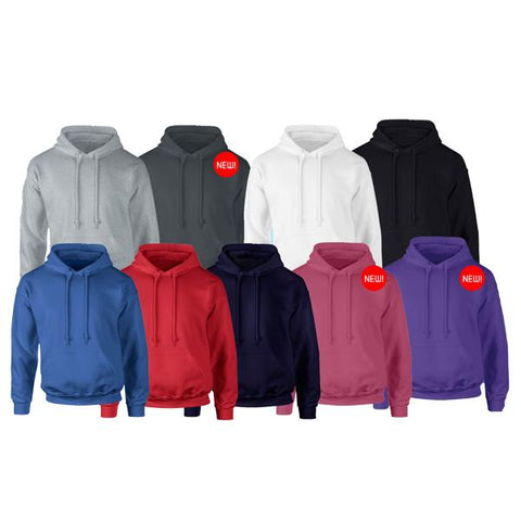 Gildan Adult Pull Over Hoodie | Executive Corporate Gifts Singapore