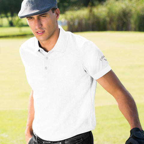 Callaway Interlock Polo Shirt