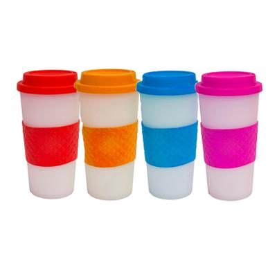 PP Tumbler with Silicone Sleeve | Executive Corporate Gifts Singapore