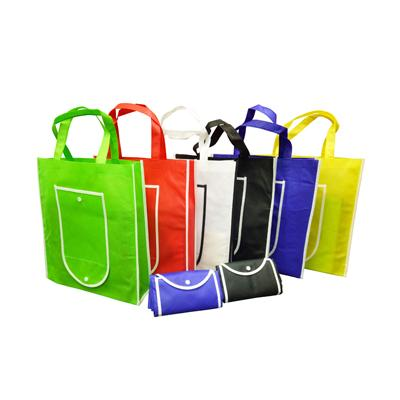 Foldable Non Woven Tote Bag | Executive Corporate Gifts Singapore