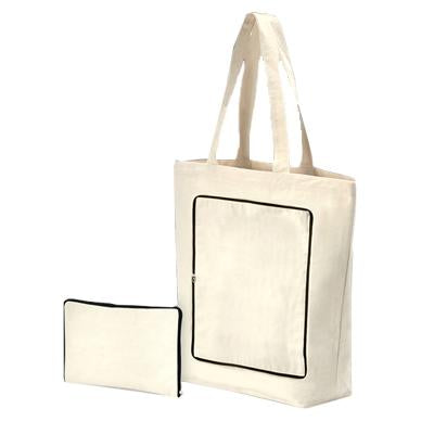Foldable Cotton Bag | Executive Corporate Gifts Singapore