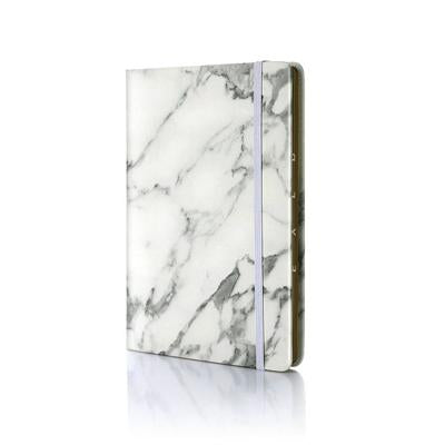Marble Print Leather Notebook | Executive Corporate Gifts Singapore