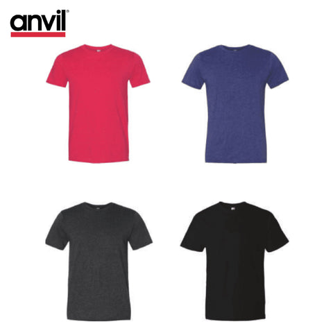 Anvil 980 Lightweight Round Neck T-Shirt | Executive Door Gifts