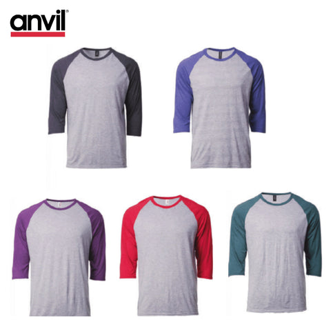 Anvil 6755 Raglan T-Shirt | Executive Door Gifts