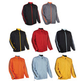 Classic Windbreaker with Sleeve Accents | Executive Corporate Gifts Singapore