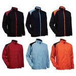 Reversible Windbreaker with Shoulder Accents | Executive Door Gifts