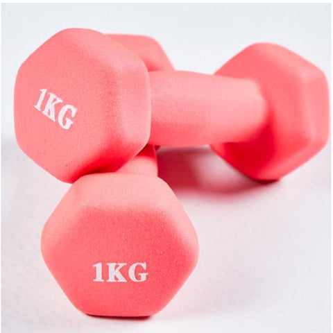 Neoprene Mini 1kg Dumb Bell | Executive Corporate Gifts Singapore