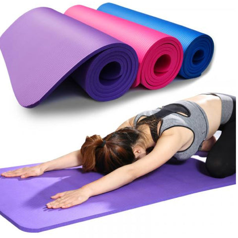 Non Slip Yoga Fitness Mat | Executive Corporate Gifts Singapore