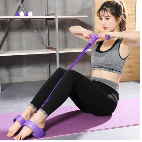 Sit-Up Rally Yoga Resistance Band | Executive Corporate Gifts Singapore