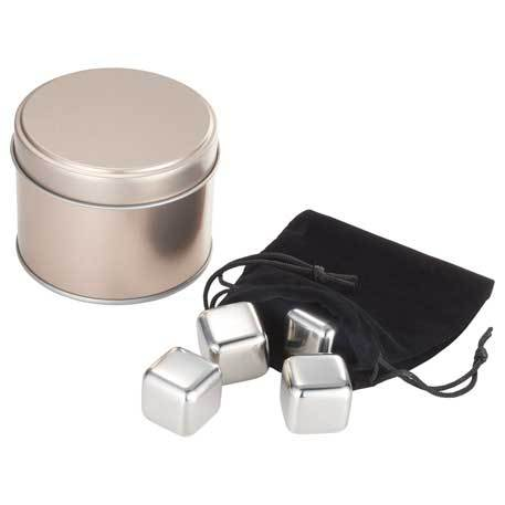 Bullware Beverage Cubes Set | Executive Corporate Gifts Singapore