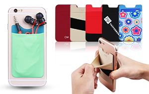 Lycra Mobile Phone Smart Pocket | Executive Corporate Gifts Singapore