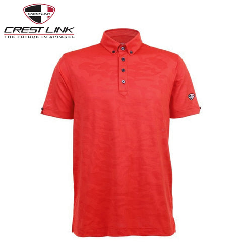Crest Link Polo T-shirt Short Sleeve (80380688) | Executive Corporate Gifts Singapore